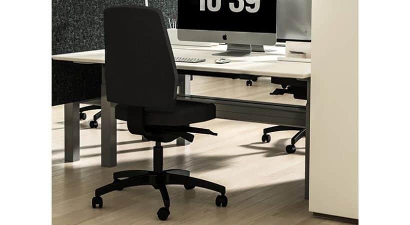 Thor - Ergonomisk computerstol med høj ryg