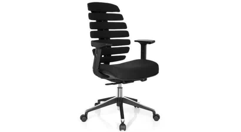 YoGA Spine - Ergonomisk stol med bevægeligt ryglæn og sæde